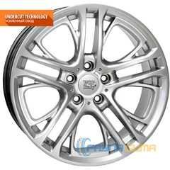Купить Легковой диск WSP ITALY XENIA W677 HYPER SILVER R19 W9.5 PCD5x120 ET39 DIA72.6