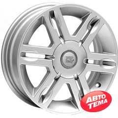 Купить Легковой диск WSP ITALY AMBURGO W155 SILVER R14 W5 PCD4x98 ET38 DIA58.1
