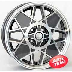 Купить Легковой диск WSP ITALY 500 Sport Restyling W158 ANTHRACITE POLISHED R15 W6 PCD4x98 ET35 DIA58.1