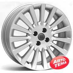 Купить WSP ITALY LAMPEDUSA W144 (SILVER - Серебро) R15 W6 PCD4x98 ET35 DIA58.1