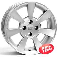 Купить Легковой диск WSP ITALY MERANO W154 SILVER R15 W6 PCD4x98 ET38 DIA58.1