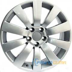 Купить Легковой диск WSP ITALY W152 VERONA SILVER R16 W6.5 PCD5x100 ET36 DIA65.1