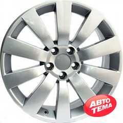 Купить Легковой диск WSP ITALY W152 VERONA SILVER R16 W6.5 PCD5x100 ET37 DIA65.1
