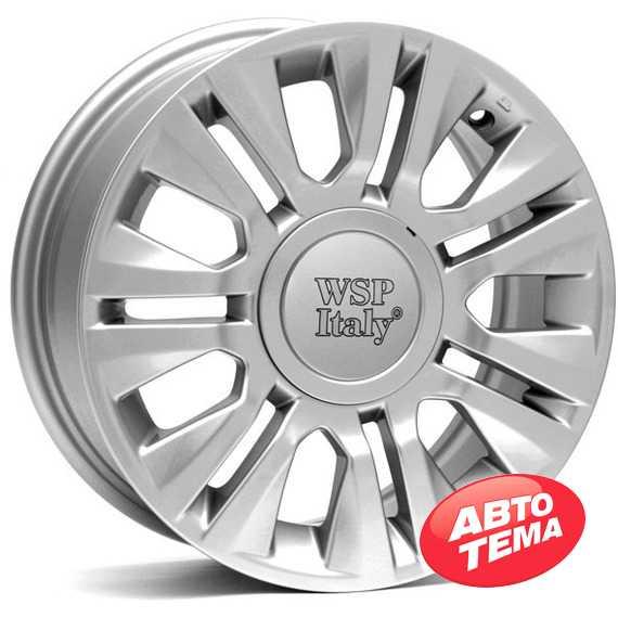 Легковой диск WSP ITALY MONTEVIDEO W314 SILVER -