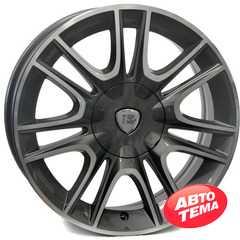 Купить Легковой диск WSP ITALY RIGA W317 ANTHRACITE POLISHED R15 W6 PCD4x98 ET30 DIA58.1