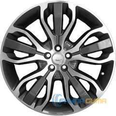 Купить Легковой диск WSP ITALY TRITONE W2358 ANTHRACITE POLISHED R20 W8 PCD5x108 ET45 DIA63.4