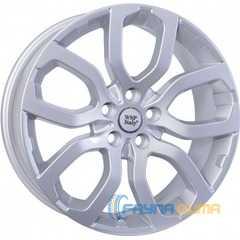 Купить Легковой диск WSP ITALY LIVERPOOL EVOQUE W2357 SILVER R20 W8.5 PCD5x120 ET53 DIA72.6
