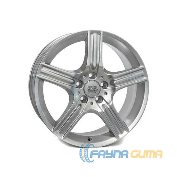 Легковой диск WSP ITALY DIONE W763 SILVER -