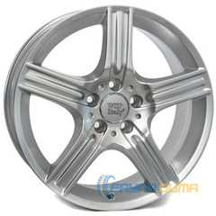 Купить Легковой диск WSP ITALY DIONE W763 SILVER R17 W8.5 PCD5x112 ET30 DIA66.6
