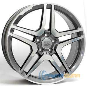 Купить WSP ITALY MERCEDES AMG ME12 ANTHRACITE POLISHED W759 R19 W8.5 PCD5x112 ET54 DIA66.6