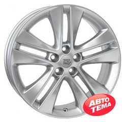 Купить Легковой диск WSP ITALY W2507 SILVER R17 W7 PCD5x105 ET42 DIA56.6