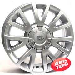 Купить WSP ITALY ASSEN/Clio W3303 (HYP.SIL. - Гипер серебро) R17 W7 PCD4x100 ET44 DIA60.1
