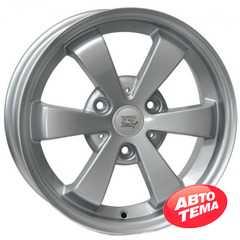 Купить Легковой диск WSP ITALY ETNA (Rear) W1507 HYPER SILVER R15 W6 PCD3x112 ET-5 DIA57.1