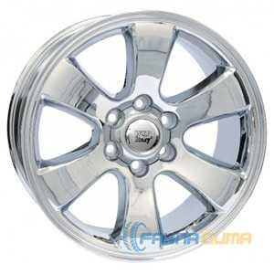 Купить Легковой диск WSP ITALY YOKOHAMA PRADO W1707 CHROME R20 W9.5 PCD6x139.7 ET30 DIA106.1