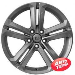 Купить WSP ITALY XIAMEN W467 DULL SILVER R17 W7 PCD5x112 ET54 DIA57.1