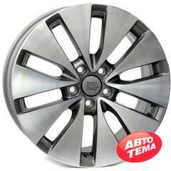 Купить WSP ITALY ERMES W461 ANT.POL. R17 W7.5 PCD5x112 ET49 DIA57.1