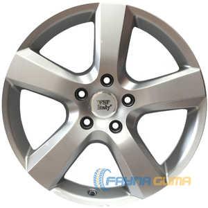 Купить Легковой диск WSP ITALY DHAKA W451 SILVER R18 W8 PCD5x112 ET30 DIA57.1