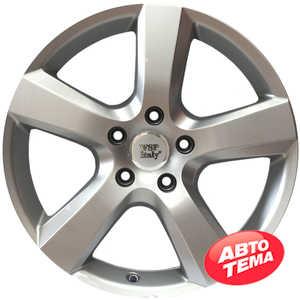 Купить Легковой диск WSP ITALY DHAKA W451 SILVER R18 W8 PCD5x120 ET57 DIA65.1