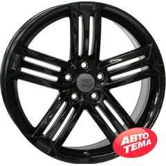 Легковой диск WSP ITALY NISIDA W464 GLOSSY BLACK -