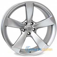 Купить WSP ITALY GIASONE W567 HYPER SILVER R18 W8 PCD5x112 ET46 DIA57.1