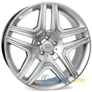 Купить WSP ITALY AMG NERO ME66 W766 HYPER SILVER R20 W10 PCD5x112 ET46 DIA66.6