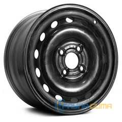 Легковой диск SKOV STEEL WHEELS Mitsubishi Lancer 9 Black -