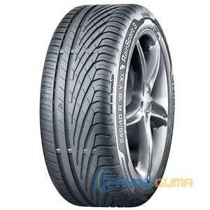 Купить Летняя шина UNIROYAL RainSport 3 225/50R17 94W RUN FLAT