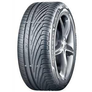 Купить Летняя шина UNIROYAL RainSport 3 245/50R18 100Y RUN FLAT