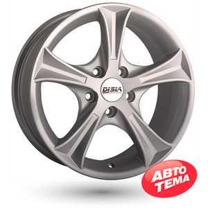 Купить DISLA Luxury 706 S R17 W7.5 PCD5x108 ET45 DIA67.1