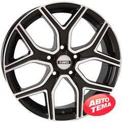 Купить TECHLINE 766 BD R17 W6.5 PCD5x114.3 ET40 DIA67.1