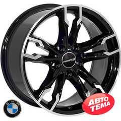 Легковой диск REPLICA BMW BK5255 BP -