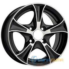 Купить ANGEL Luxury 506 BD R15 W6.5 PCD5x110 ET35 HUB67.1