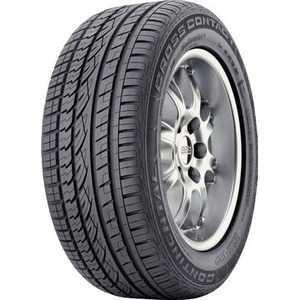 Купить Летняя шина CONTINENTAL ContiCrossContact UHP 255/45R19 110V