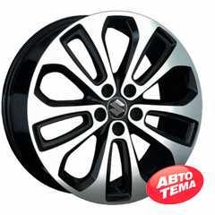 Купить Легковой диск REPLAY SZ64 BKF R17 W7 PCD5x114.3 ET45 DIA60.1