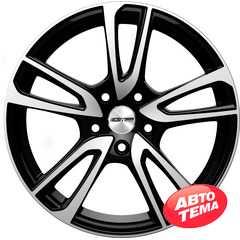 Легковой диск GMP Italia ASTRAL Black Diamond -