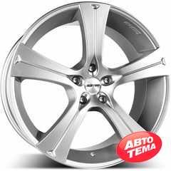 Легковой диск GMP Italia BURAN Silver -