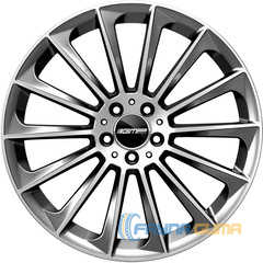 Купить Легковой диск GMP Italia STELLAR Anthracite Diamond R20 W8,5 PCD5x112 ET45 DIA66,6