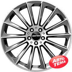 Купить Легковой диск GMP Italia STELLAR Anthracite Diamond R22 W10 PCD5x112 ET30 DIA66,6