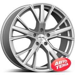 Купить Легковой диск GMP Italia GUNNER Silver R21 W9 PCD5x112 ET26 DIA66.5