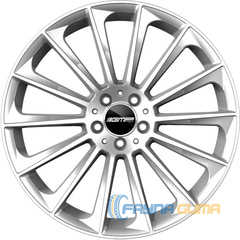 Купить Легковой диск GMP Italia STELLAR Silver R18 W8 PCD5x112 ET35 DIA66,6