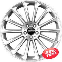 Купить Легковой диск GMP Italia STELLAR Silver R19 W8,5 PCD5x112 ET45 DIA66,6