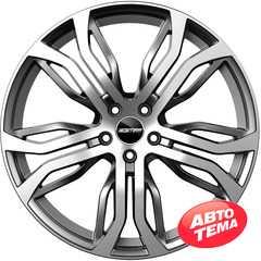 Купить Легковой диск GMP Italia DYNAMIK Anthracite Diamond R22 W9,5 PCD5x108 ET35 DIA63,4