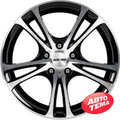 Легковой диск GMP Italia EASY-R Black Diamond -