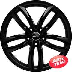 Легковой диск GMP Italia ATOM Glossy Black -