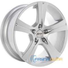 Легковой диск GMP Italia BURAN VAN Silver -