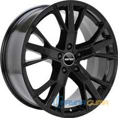 Легковой диск GMP Italia GUNNER Glossy Black -