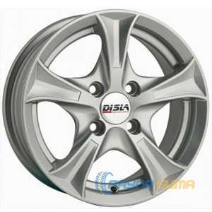 Купить DISLA LUXURY 506 S R15 W6.5 PCD5x114.3 ET40 DIA67.1