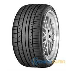 Купить Летняя шина CONTINENTAL ContiSportContact 5P 265/40R21 101Y SUV