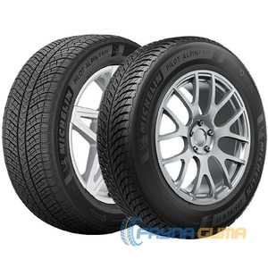 Купить Зимняя шина MICHELIN Pilot Alpin 5 235/60R17 106H SUV