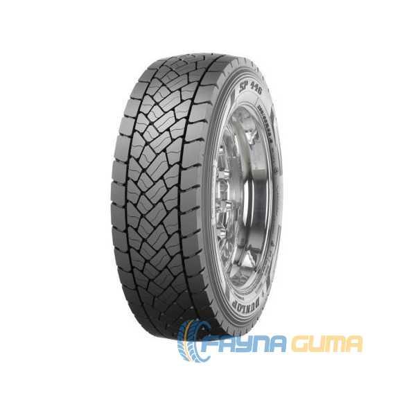 Грузовая шина DUNLOP SP446 -